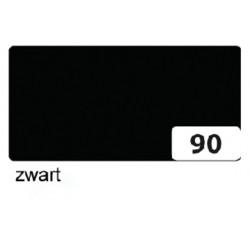 Fotokarton Folia 2zijdig 50x70cm 300gr nr90 zwart