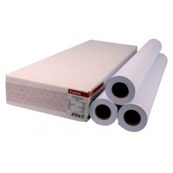 Inkjetpapier Canon 432mmx50m 80gr standaard