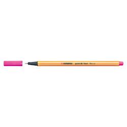 Fineliner STABILO point 88/056 neon roze