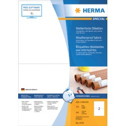 Etiket Herma 4378 210X148mm 200st