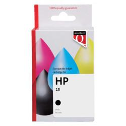 Inktcartridge Quantore HP C6615D 15 zwart