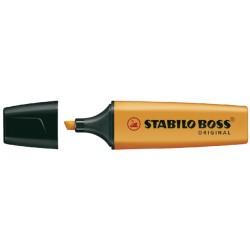 Markeerstift Stabilo Boss oranje