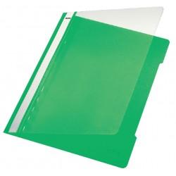 Snelhechter Leitz 4191 A4 PVC lichtgroen