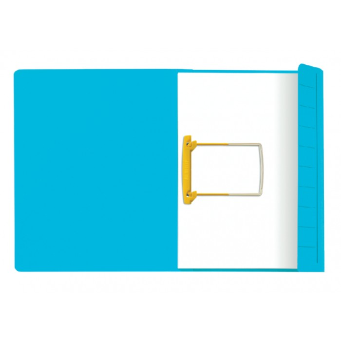 Clipmap  Secolor A4 1 klep 270gr blauw