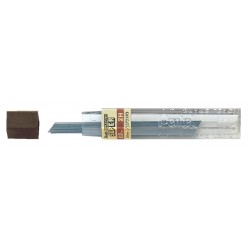 Potloodstift Pentel 0.3mm zwart per koker 2H