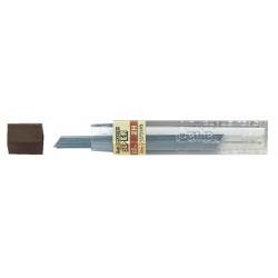 Potloodstift Pentel 0.3mm zwart per koker 2H