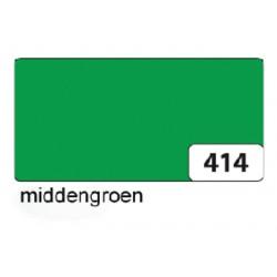 Etalagekarton folia 48x68cm 380gr nr414 middengroen