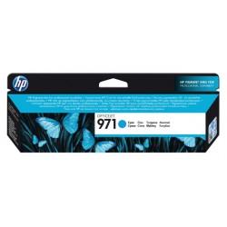Inkcartridge HP CN622AE 971 blauw