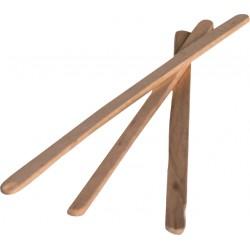 Roerstaafje Biodore hout 14cm 1000 stuks