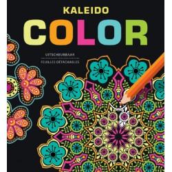 Kleurboek Deltas volwassenen kaleido color