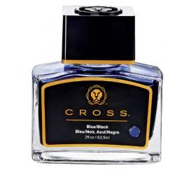 Vulpeninkt Cross blauw/zwart