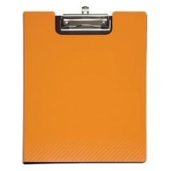 Klembordmap MAUL Flexx A4 staand oranje