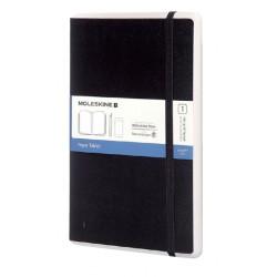 Paper tablet Moleskine hardcover zwart