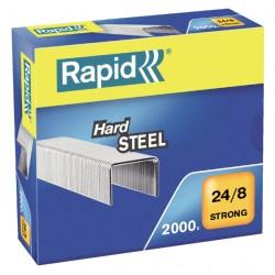 Nieten Rapid 24/8 Staal Strong 2000 stuks