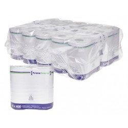 Toiletpapier PrimeSource Duo 2laags 400vel 40rollen