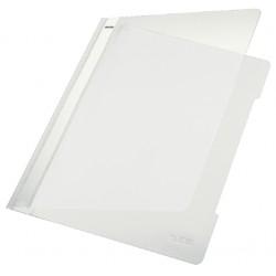 Snelhechter Leitz 4191 A4 PVC wit