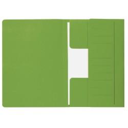 Dossiermap Jalema Mammoet 270gr folio groen 10stuks