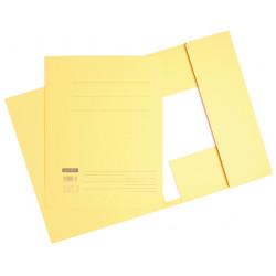 Dossiermap Quantore folio 320gr chamois