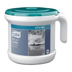 Dispenser Tork M4 Reflex 473186 draagbaar centrefeed