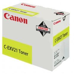 Tonercartridge Canon C EXV 21 geel