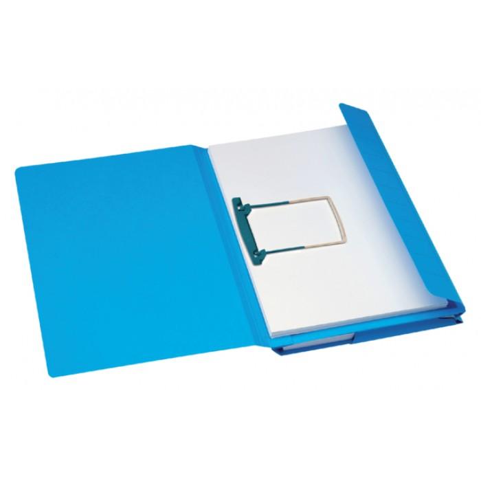 Combimap  Secolor A4 1 klep 270gr blauw