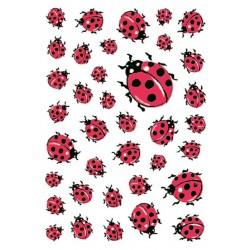 Etiket Herma 5439 lieveheersbeestje