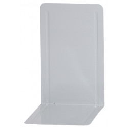 Boekensteun MAUL Pro 140x120x240mm staal wit