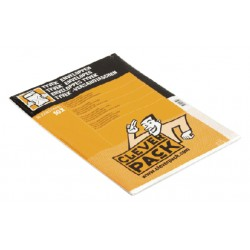 Envelop CleverPack tyvek C4 229x324mm zelfklevend wit 10st