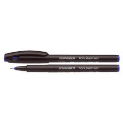 Fineliner Schneider 967 blauw 0.4mm