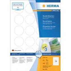 Etiket Herma 4476 40mm 2400st