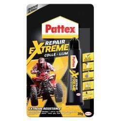 Alleslijm Pattex Repair Extreme tube 20 gram op blister