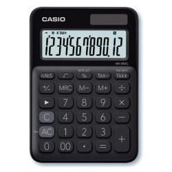 Rekenmachine Casio MS-20UC zwart