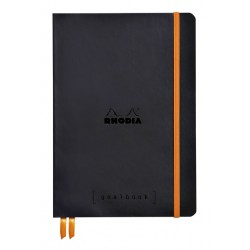Bullet Journal Rhodia A5 120vel dots zwart