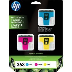 Inkcartridge HP CB333EE 363 kleur