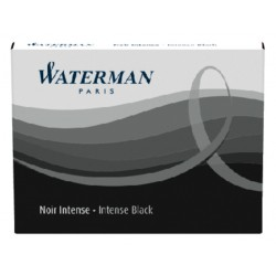 Inktpatroon Waterman internationaal zwart