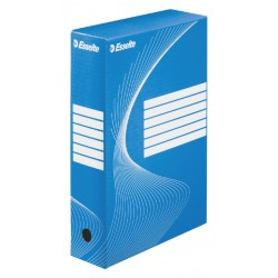 Archiefdoos Esselte boxy 80mm blauw