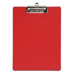 Klembord MAUL Flexx  A4 staand PP rood