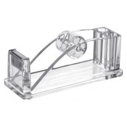 Plakbandhouder Maul acryl glashelder