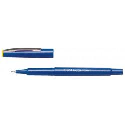 Fineliner PILOT Razor Point SW-10 PP blauw 0.4mm