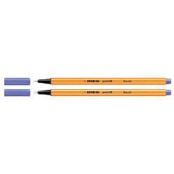 Fineliner STABILO point 88/58 lila
