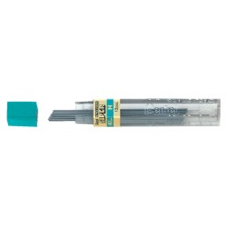 Potloodstift Pentel 0.7mm zwart per koker H