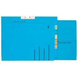 Hangmap Jalema Secolor lateraal verzamelmap blauw