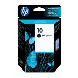 Inkcartridge HP C4844AE 10 zwart