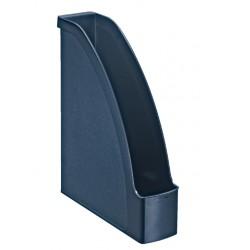 Tijdschriftcassette Leitz recycle 2477 donkerblauw