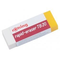 Gum rOtring TB20 65x23x10mm potlood/inkt