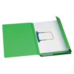 Combimap  Secolor A4 1 klep 270gr groen