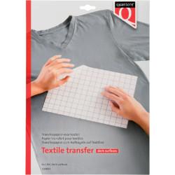 Inkjet transferpapier voor textiel Quantore donkere kleding
