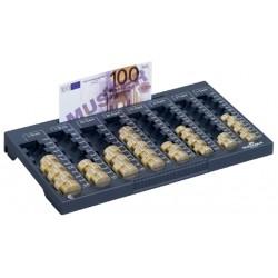 Geldsorteerbak Durable euroboard L 33.5x324x190