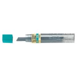 Potloodstift Pentel 0.7mm zwart per koker 2H
