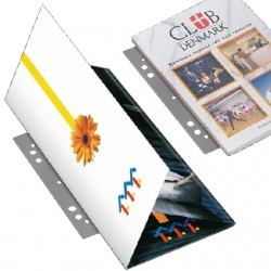 Opbergstrip 3L filestrip 8804 A4 295mm 2/4rings